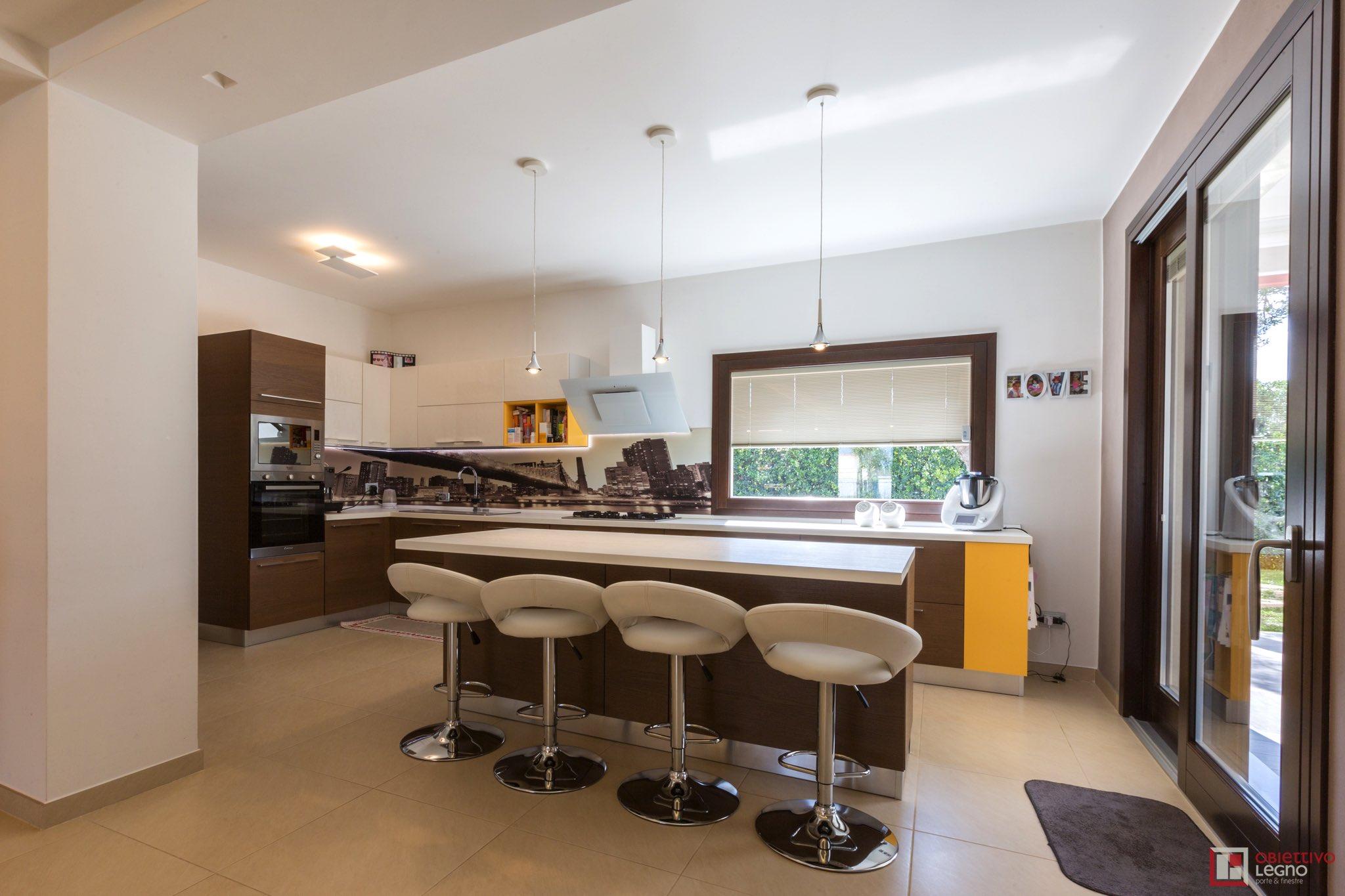Infissi Casa Stile Moderno